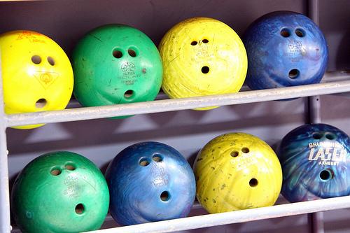 jak se hraje bowling