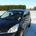 Jak jezdit autem v zimě