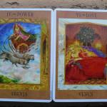 Jak karty vypovídají o Petru Kramném