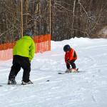 Jak učit děti lyžovat